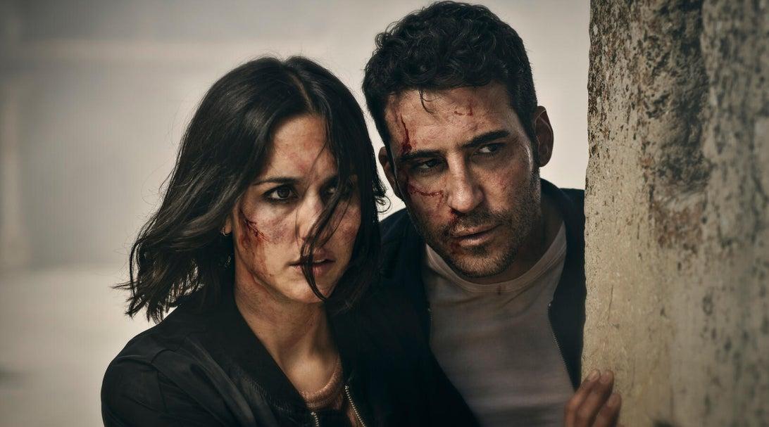 Megan Montaner and Miguel Ángel Silvestre, 30 Coins