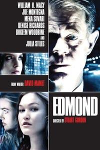 Edmond as Woman on the Train
