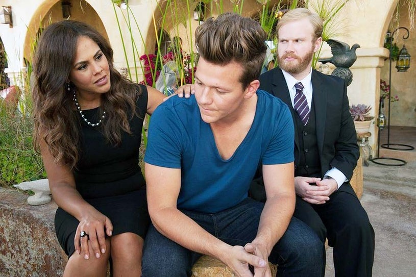 "A to Z - Season 1 - ""D is for Debbie"" - Lenora Crichlow, Tyler Ward and Henry Zebrowski"