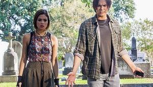 Ravenswood's Tyler Blackburn: Is Miranda a Ghost Now?