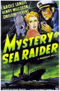 Mystery Sea Raider as Capt. Benoit
