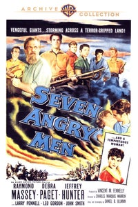 Seven Angry Men as Wilson