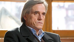 Jeremy Irons Shares Why He Chose SVU as His Network TV Debut