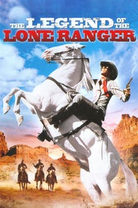 The Legend of the Lone Ranger as Stillwell