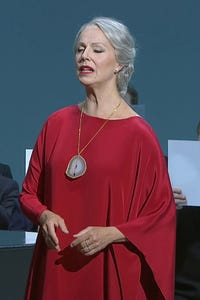 Anne Sofie von Otter as Miriam Mitchell
