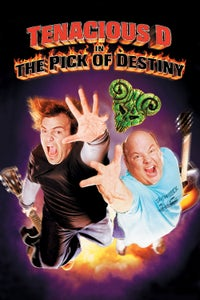 Tenacious D in The Pick of Destiny as Security Guard No. 2