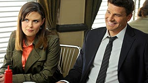 Bones Season 7 Scoop: Booth and Brennan's Family Matters and a New Villain, Squintern