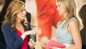 Callie Thorne and Karissa Lee Staples Talk Necessary Roughness' Dynamic Duo