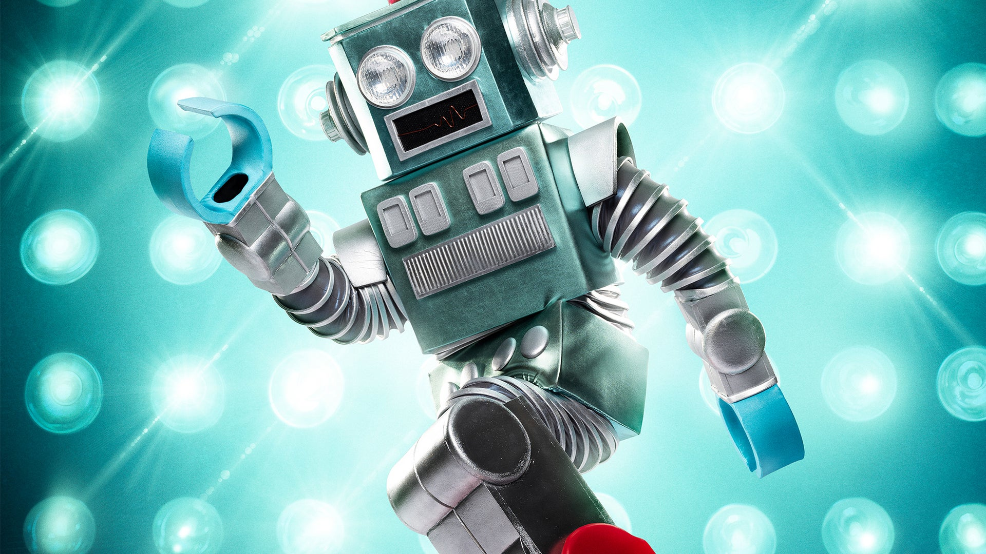 The Robot, The Masked Singer Season 3