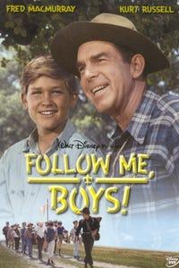 Follow Me, Boys! as Whitey