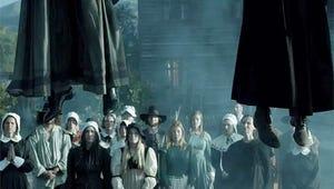 First Look: Teaser Trailer for WGN America's Original Series Salem