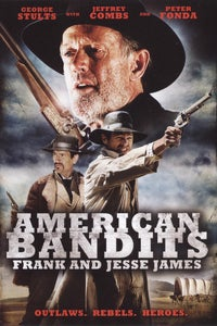 American Bandits: Frank and Jesse James as Burdette