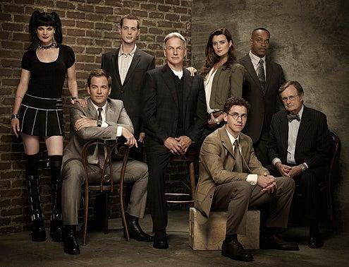 NCIS - Season 8 - Pauley Perrette, Michael Weatherly, Sean Murray, Mark Harmon, Cote de Pablo, Brian Dietzen, Rocky Carroll and David McCallum