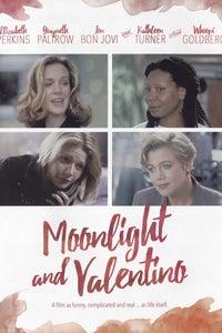 Moonlight and Valentino as Sylvie Morrow