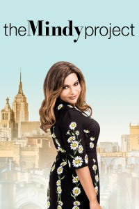 The Mindy Project as Alex Eakin