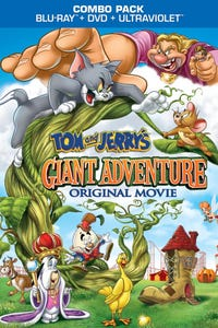 Tom and Jerry's Giant Adventure as Screwy Squirrel