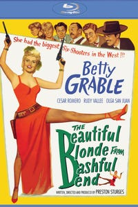 The Beautiful Blonde From Bashful Bend as Pullman Porter