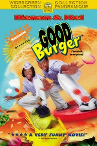 Good Burger as Upset Customer