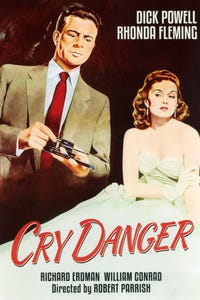 Cry Danger as Louie Castro