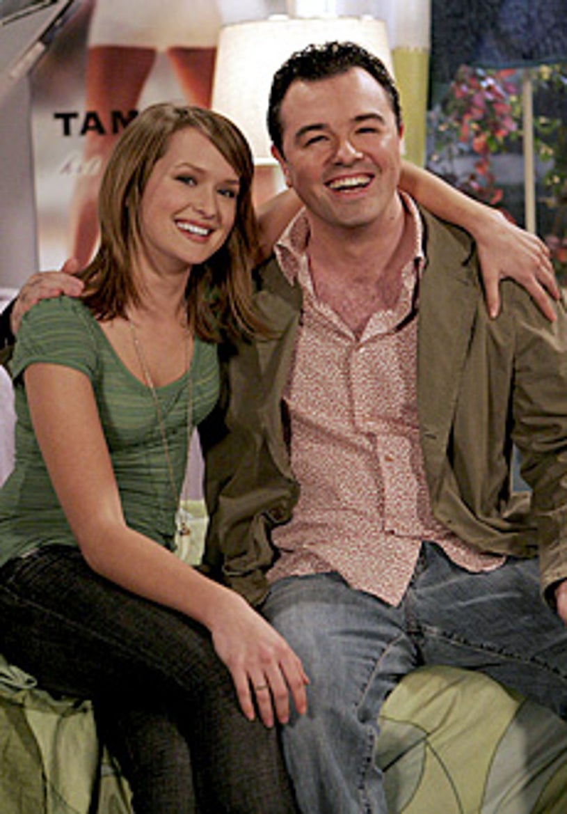 """The War at Home - """"I Wash my Hands of You"""" - Kaylee DeFer with guest star Seth MacFarlane"""