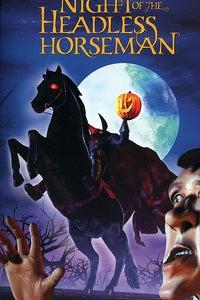 Night of the Headless Horseman as Ichabod Crane