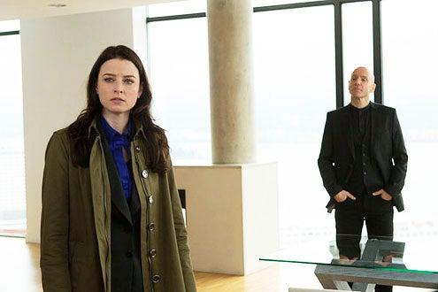 "Continuum - Season 2 - "" Second Skin"" - Rachel Nichols"