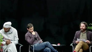 """Top Videos: Spoils of Babylon, """"Between Two Ferns"""" Holiday Special"""