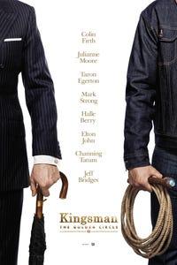 Kingsman: The Golden Circle as Harry Hart