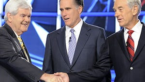 """Republican Candidates Play """"This or That"""" During Debate"""