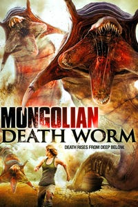Mongolian Death Worm as Daniel
