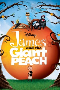 James and the Giant Peach as Spider