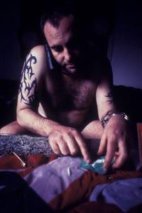Kim Bodnia as Konstantin