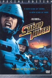 Starship Troopers as Sgt. Zim