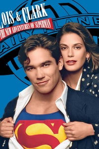 Lois & Clark: The New Adventures of Superman as Harlan Black
