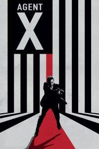 Agent X as John Case