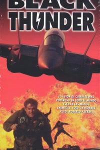 Black Thunder as Barnes