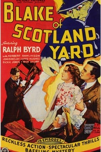 Blake of Scotland Yard as Bobby