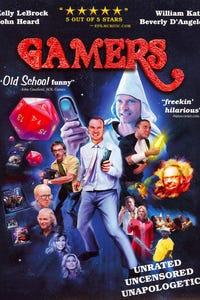 Gamers as Gordon's Dad