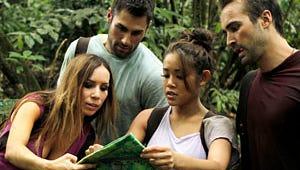 The 10 Dumbest Things Said on the Premiere of Love in the Wild