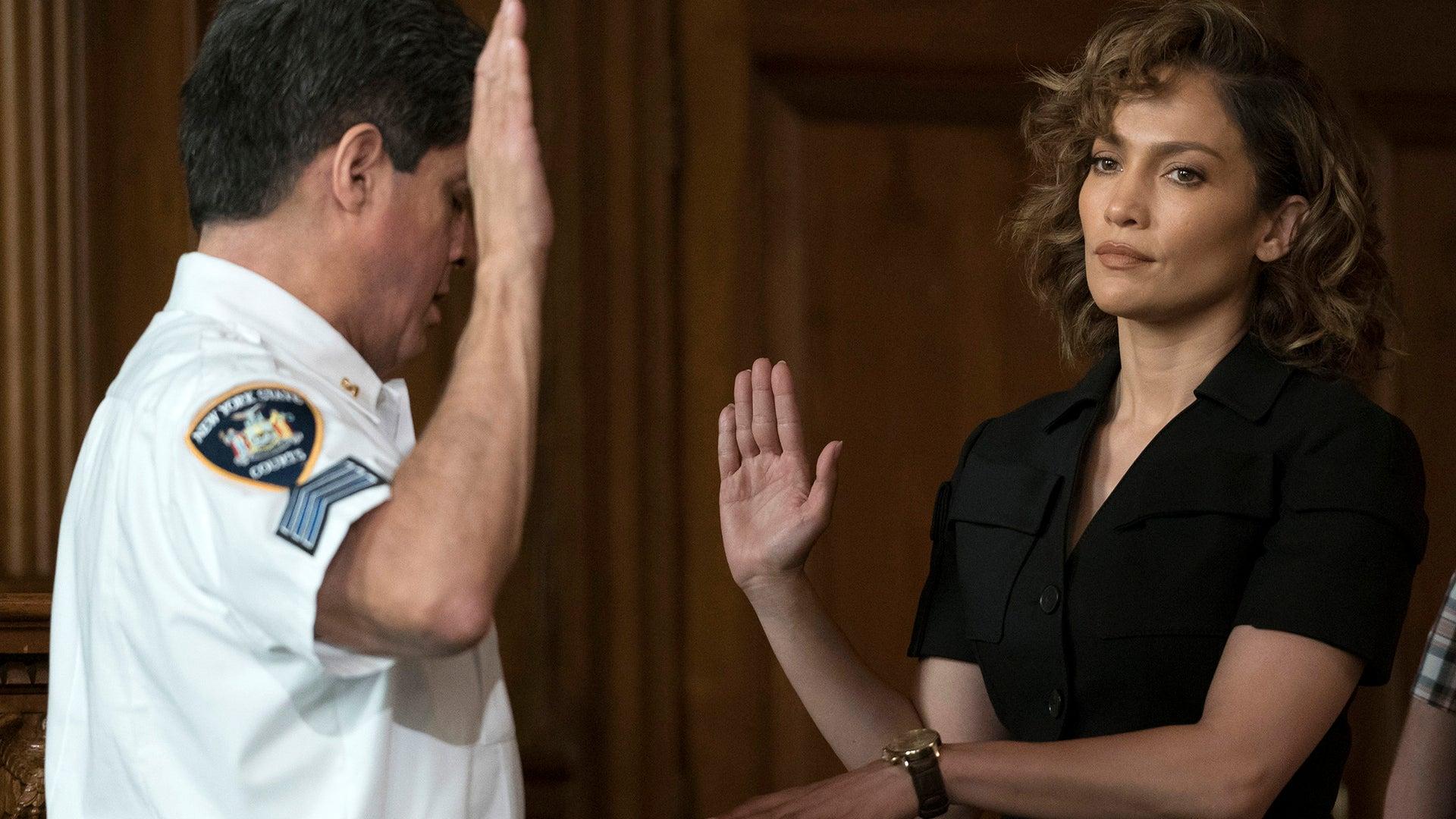 Jennifer Lopez as Det. Harlee Santos, Shades of Blue