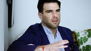 Zachary Quinto Spotlights Filmmakers in New Starz Competition Series The Chair