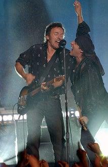 Bruce Springsteen and Steven Van Zandt  - 2002 MTV Video Music Awards