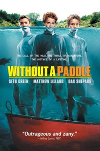 Without a Paddle as Denise