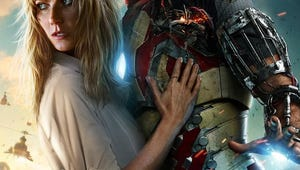 VIDEO: Check Out a New Iron Man 3 Clip