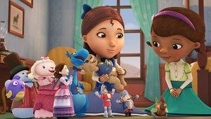 Video: A Downton Abbey-palooza on Disney's Doc McStuffins