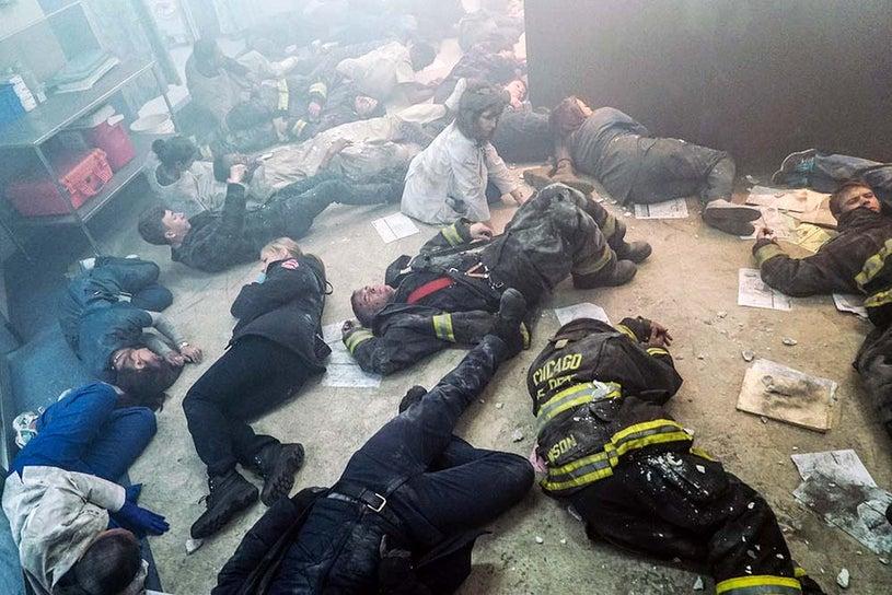 "Chicago Fire - Season 3 - ""I Am The Apocalypse"" -"