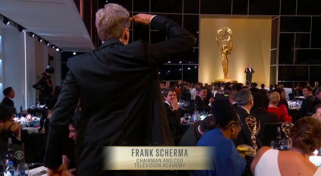 Conan O'Brien, 73rd Primetime Emmy Awards