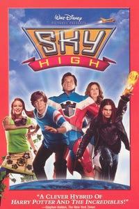 Sky High as Steve/The Commander