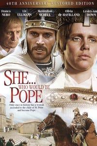 Pope Joan as Dr. Stevens