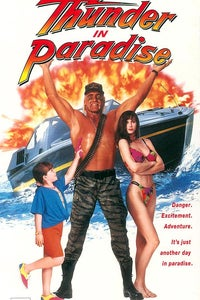 Thunder in Paradise as Martin 'Bru' Brubaker
